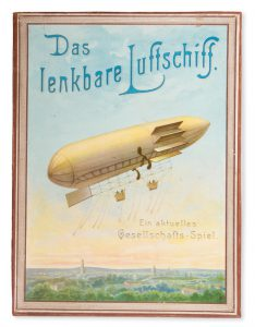 [ZEPPELIN] Das lenkbare Luftschiff : ein aktuelles Gesellschaft-SpielSALA# 14043
