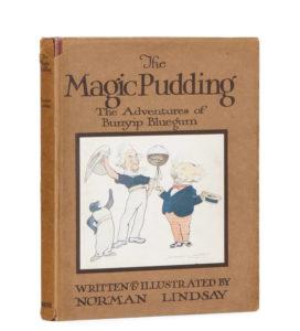 # 14471  LINDSAY, Norman (1879-1969)  The Magic Pudding