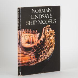 Norman Lindsay's ship models (signed presentation copy)LINDSAY, Norman (1879-1969)# 14485