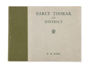 Early Toorak and districtROBB, E. M.# 14502