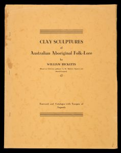 Clay sculptures of Australian Aboriginal folk-lore by William Ricketts