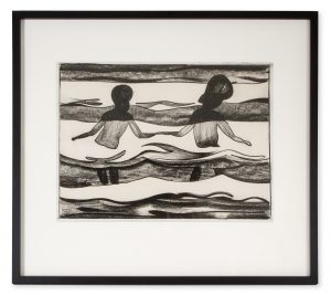 [Moonlight Bathers : Bondi Beach] 1967