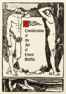 A consideration of the art of Ernest Moffitt