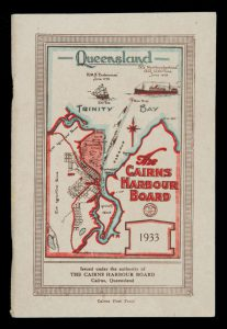 Sixth revised pamphlet on the port and district of Cairns, North Queensland, Australia