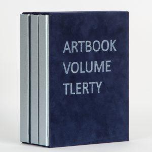 Artbook Warehid; Artbook Tnan; Artbook TlertyHITTI, Deanna# 13488