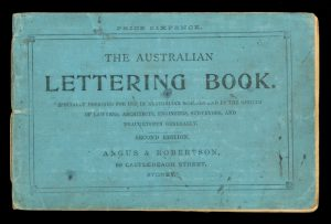 The Australian lettering book# 13183