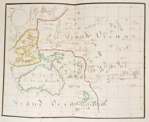 [MANUSCRIPT ATLAS] Atlas historique de la France,[Juliette Collinen]# 277
