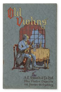Old violins
