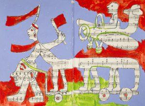 Livre d'artiste by Yvon TaillandierTAILLANDIER, Yvon (1926 - )# 11237