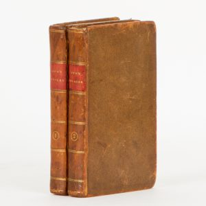 A narrative of the voyages round the world, performed by Captain James Cook.
