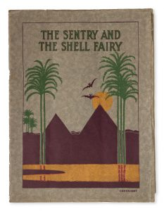 The sentry and the Shell fairy.