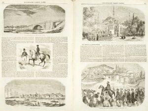 [MELBOURNE; GOLD]. Casella Illustrated Family Paper. Vol. I, No. 14. London, Saturday, April 1, 1854# 11337