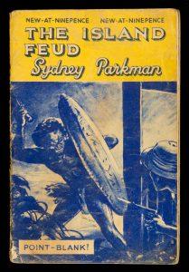 The island feudPARKMAN, Sydney M. (Sydney Müller), b. 1895.# 12222