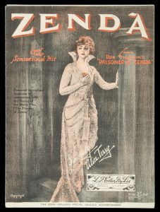 [SHEET MUSIC] Zenda / by Louis Breau &​ Ernst Luz
