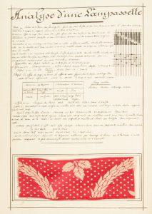 [TEXTILES] École Municipale de Tissage [et de Broderie] de LyonPOULAT, Emile; POULAT, Yves# 11858