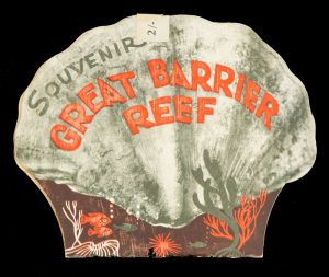 Souvenir : Great Barrier Reef