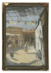 North African street sceneSWIFT, L.# 11444