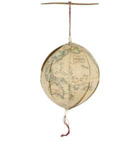 Betts's Portable Terrestrial Globe,BETTS, John.# 10155
