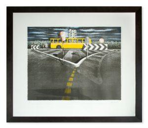 The Waiting Bus[SMART, Jeffrey]# 10706
