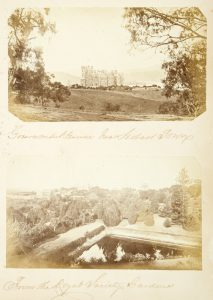 [PHOTOGRAPH ALBUM] Tasmanian scenes.CLIFFORD, Samuel (1827-1890)# 11018