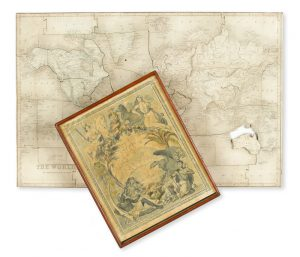 Betts's new map of the world, neatly dissectedBETTS, John# 10896