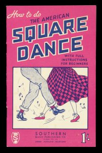 How to do the American square dance