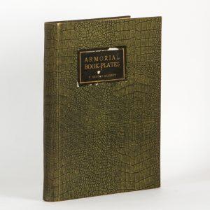 Armorial book-plates (deluxe edition)BARNETT, P. Neville# 10777