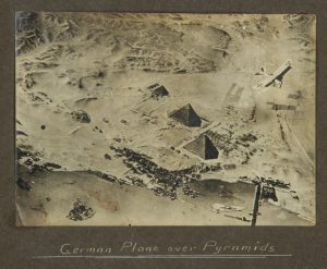 Photograph album belonging to an Australian soldier, Egypt, Palestine and Syria, 1914-1918
