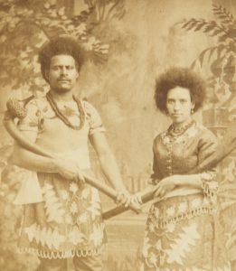 [CIRCUS HISTORY] Fiji cannibalsWEED, C.L.# 9339