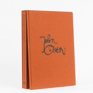 Teeming with Life. John Olsen: His complete graphics 1957 – 2005 (deluxe edition)