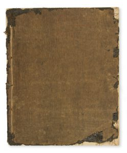 [MISSIONARY; NEW GUINEA] Dictionnaire Français-Pokao & RoroCOLUCCIA, Paolo# 7850