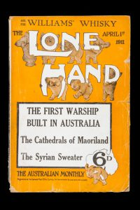 The Lone Hand : the National Australian monthly magazine. Vol. VIII, No. 48, April 1st, 1911