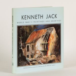 Kenneth Jack. World War II paintings and drawings