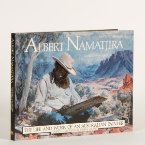 Albert Namatjira. The life and work of an Australian painterAMADIO, Nadine et a# 14286