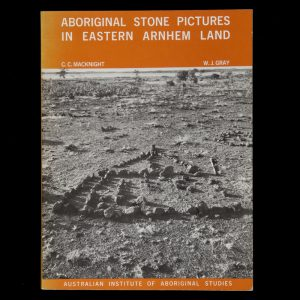 Aboriginal stone pictures in Eastern Arnhem Land
