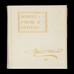 Songs from a studio (deluxe edition)
