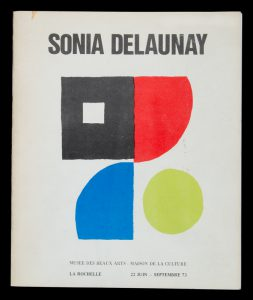 Sonia Delaunay. Peintures, gouaches, lithographies, livres et tapisseriesDELAUNAY, Sonia (1884 - 1979)# 14066