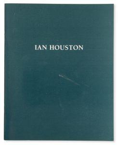 Ian Houston. Exhibition of recent paintingsHOUSTON, Ian# 14073
