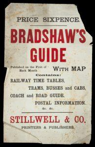 [VICTORIA] Bradshaw's Guide.BRADSHAW'S GUIDE TO VICTORIA# 14000