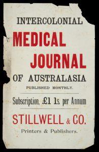 Intercolonial Medical Journal of Australasia.BRITISH MEDICAL ASSOCIATION. VICTORIAN BRANCH.# 13999