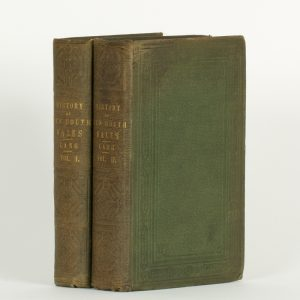 An historical and statistical account of New South Wales: including a visit to the gold regions,LANG, John Dunmore# 13981