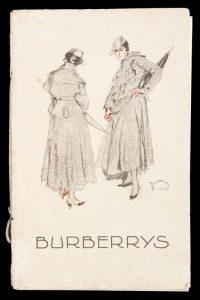 Manteaux Imperméables Costumes et Chapeaux de Sport et de Ville pour Dames & EnfantsBURBERRY# 13962