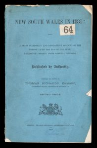 New South Wales in 1881 :RICHARDS, Thomas# 13940
