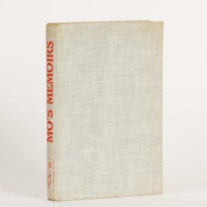 Mo's Memoirs[HARRIS, Max; LAMBERT, Elizabeth; NOLAN, Sidney]. RENE, Roy.# 13786