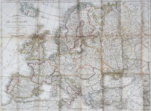 Carte de l'EuropeNOLIN, J. B.# 13769