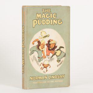 The Magic PuddingLINDSAY, Norman (1879-1969)# 13718