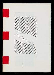 Lines, squares, spaceMcNAMARA, P.# 13662