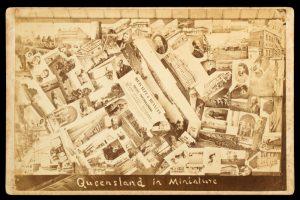 [PHOTOGRAPHIC MONTAGE] Queensland in MiniatureMETCALFE & BENNETT# 13637