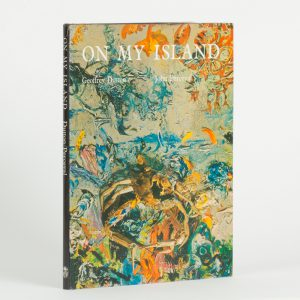 On my island. Illustrations by John Perceval [with original drawing][PERCEVAL]. DUTTON, Geoffrey.# 13618