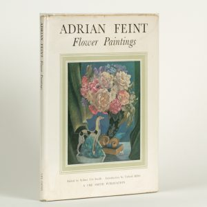 Adrian Feint Flower Paintings.